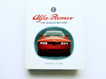 ALFA ROMEO The Legend Revived (David Styles 1989)